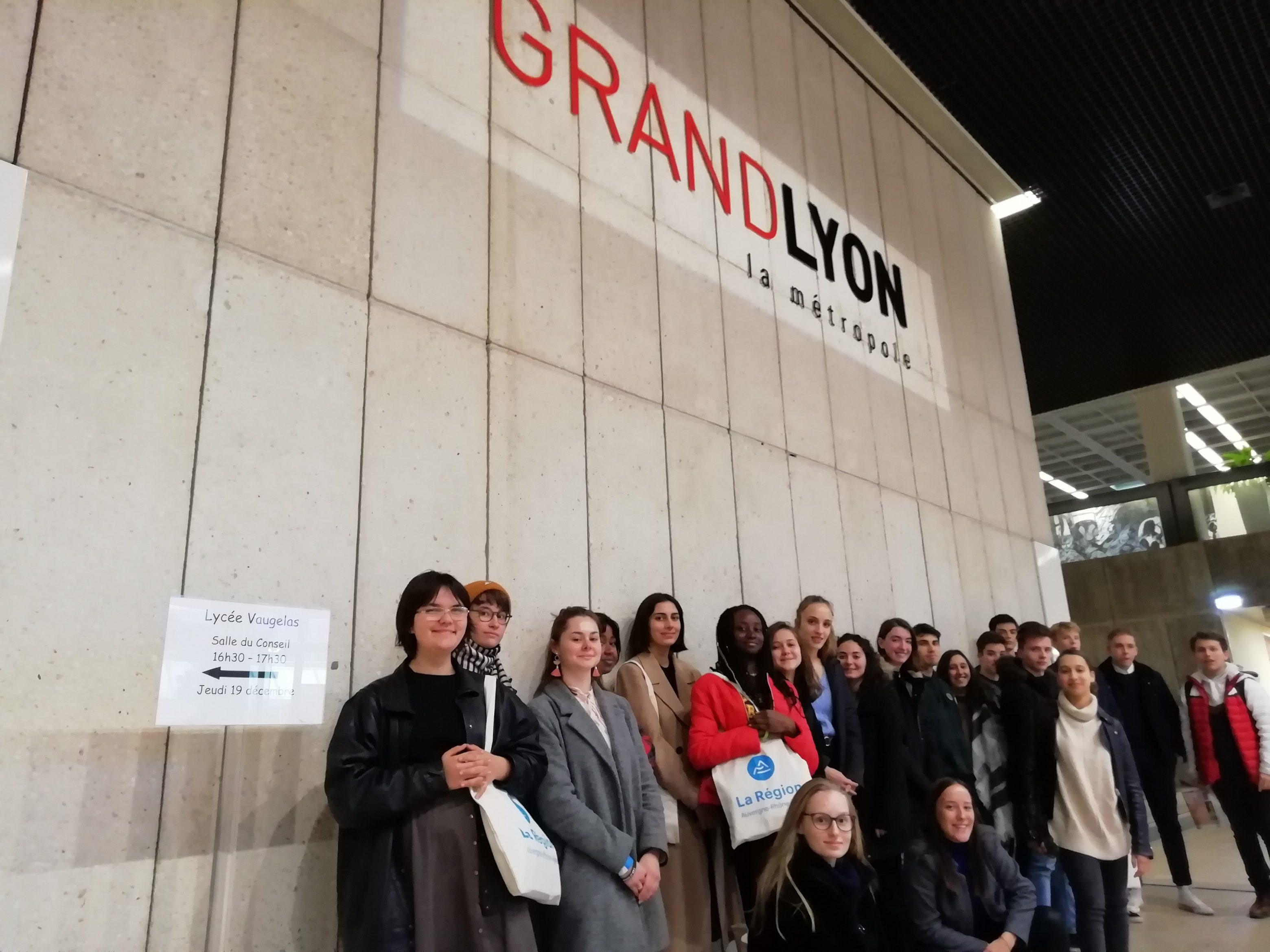 Première HGGSP  -  Lyon  -  19 /12 /2019