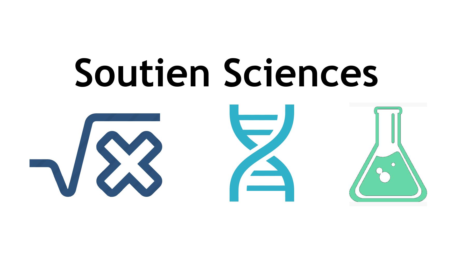 logo soutien sciences